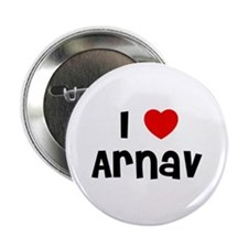 "I * Arnav 2.25"" Button (10 pack)"