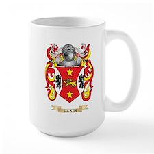 Dakin Coat of Arms Mug