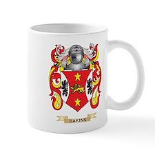 Dakins Coat of Arms Mug
