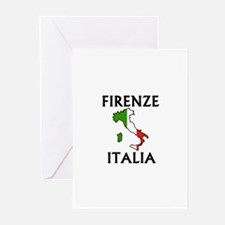 Firenze, Italia Greeting Cards (Pk of 10)