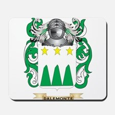 Dale Coat of Arms Mousepad