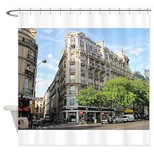 Cafe Anglais Shower Curtain