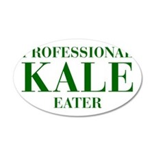 professional-kale-eater-bod-green Wall Decal