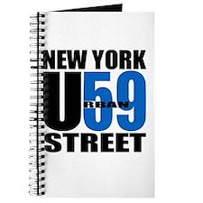 NY U59 Street Logo Shirts & I Journal