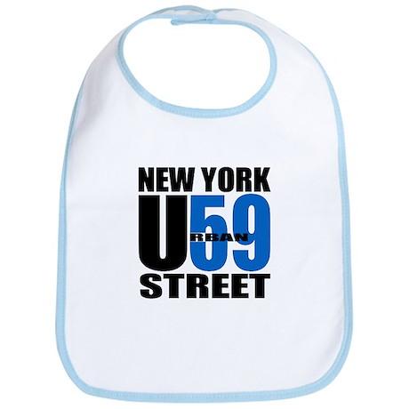 NY U59 Street Logo Shirts & I Bib