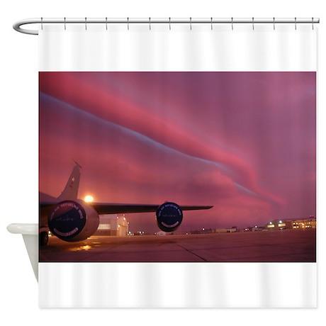Niagra Storm Shower Curtain