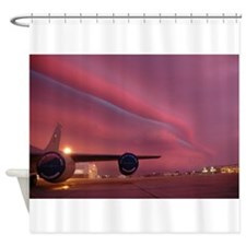 Niagra Storm Shower Curtain