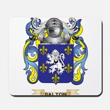 Dalton Coat of Arms Mousepad