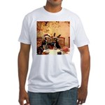 Hudson 5 Fitted T-Shirt