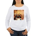 Hudson 5 Women's Long Sleeve T-Shirt