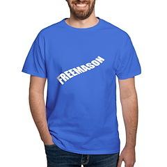 Masonic Simply Free Mason T-Shirt