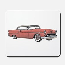 1954 car Mousepad