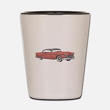 1954 car Shot Glass
