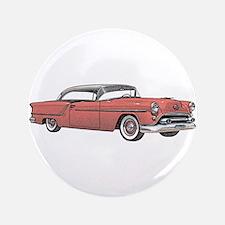"""1954 car 3.5"""" Button"""