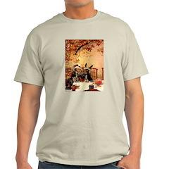 Hudson 5 Ash Grey T-Shirt