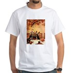 Hudson 5 White T-Shirt