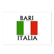 Bari, Italia Postcards (Package of 8)