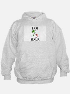 Bari, Italia Hoodie