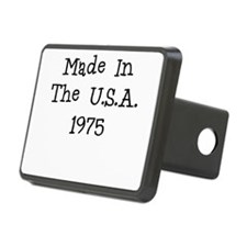 Made in the usa 1975 Hitch Cover