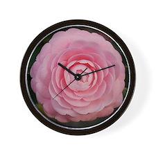 Pink Perfection Wall Clock