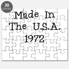 Made in the usa 1972 Puzzle