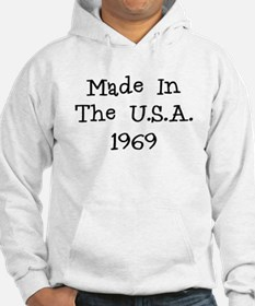 Made in the usa 1969 Hoodie
