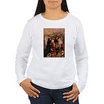 Hudson 4 Women's Long Sleeve T-Shirt