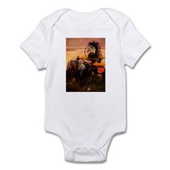 Hudson 3 Infant Bodysuit