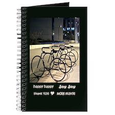 hhjj journal bike racks downtown L.A. Journal