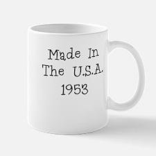 Made in the usa 1953 Mug