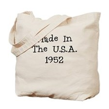 Made in the usa 1952 Tote Bag