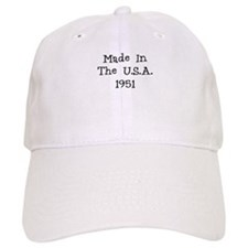 Made in the usa 1951 Baseball Baseball Cap