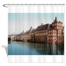 Vijverberg Shower Curtain