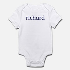 Richard Infant Bodysuit