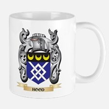 Hood Coat of Arms - Family Crest Mugs