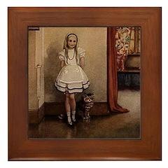 Hudson 1 Framed Tile