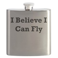 I BELIEVE I CAN FLY Flask