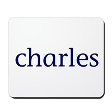 Charles Mousepad