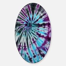 Tie Dye Design Decal
