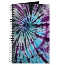 Tie Dye Design Journal