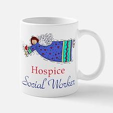 Hospice SW Angel Mug