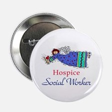 Hospice SW Angel Buttons (10 pack)