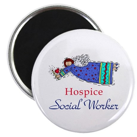 Hospice SW Angel Magnet