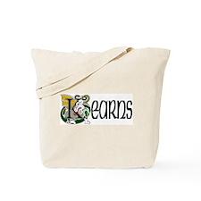 Kearns Celtic Dragon Tote Bag