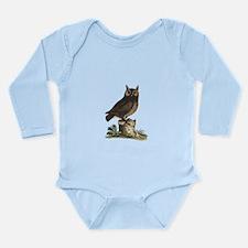 A Little Owl Body Suit