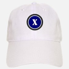 Blue Baseball Baseball Cap