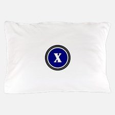 Blue Pillow Case