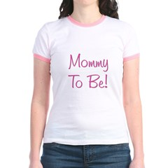 Mommy To Be - Pink T