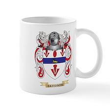 Davidson Coat of Arms Mug