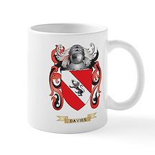 Davies Coat of Arms Mug